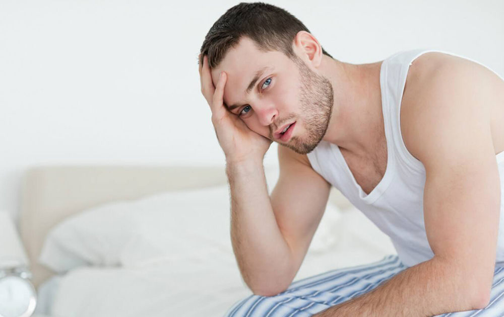 Проблемы в сексуальной жизни