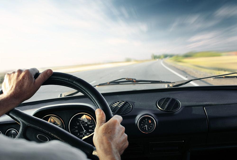 Для вождения надо сдать экзамен