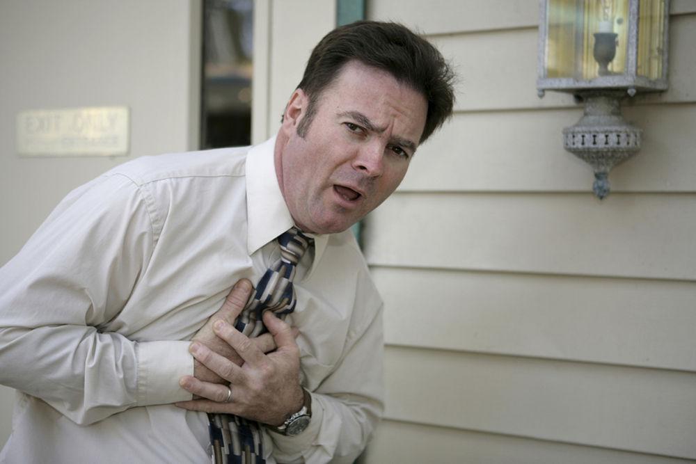 Признаки инфаркта