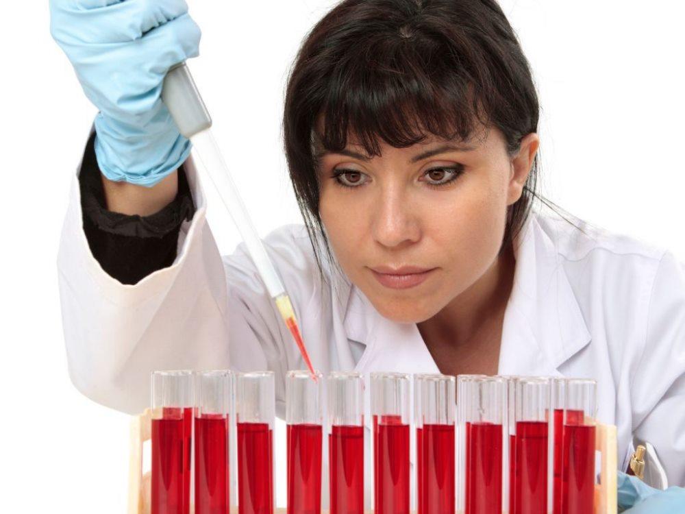 анализы крови и компонентов