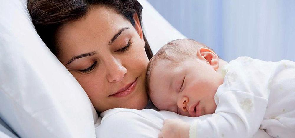 Анемия у кормящей матери
