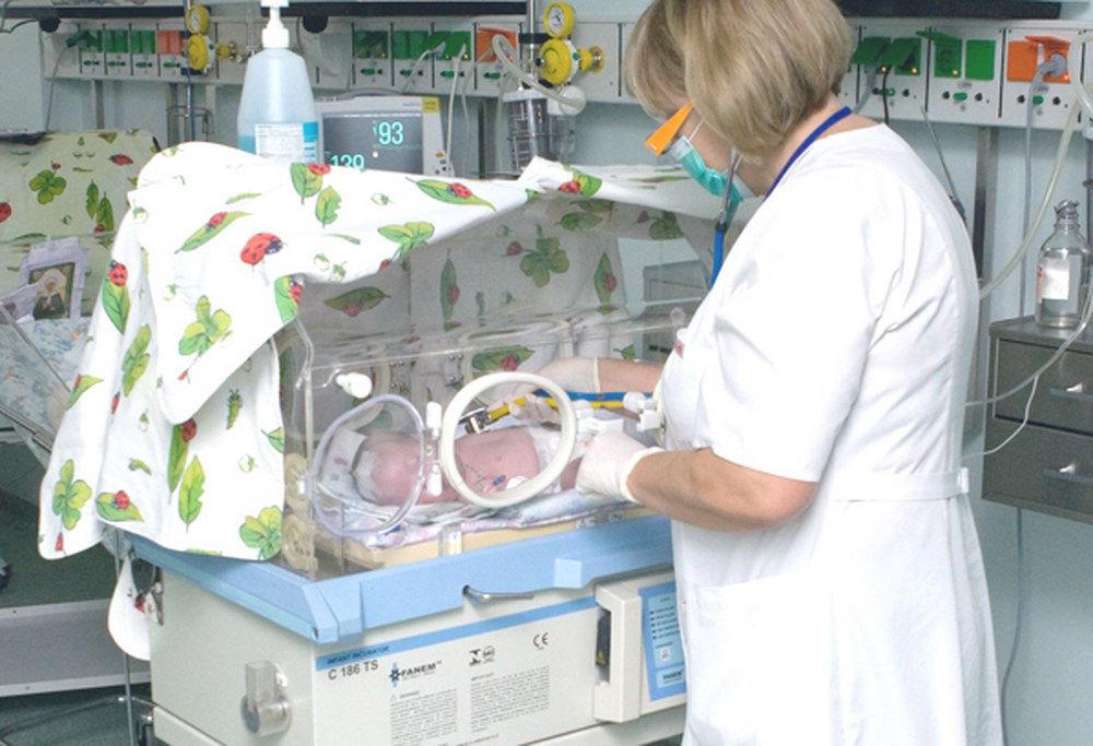 Анемия у недоношенных детей
