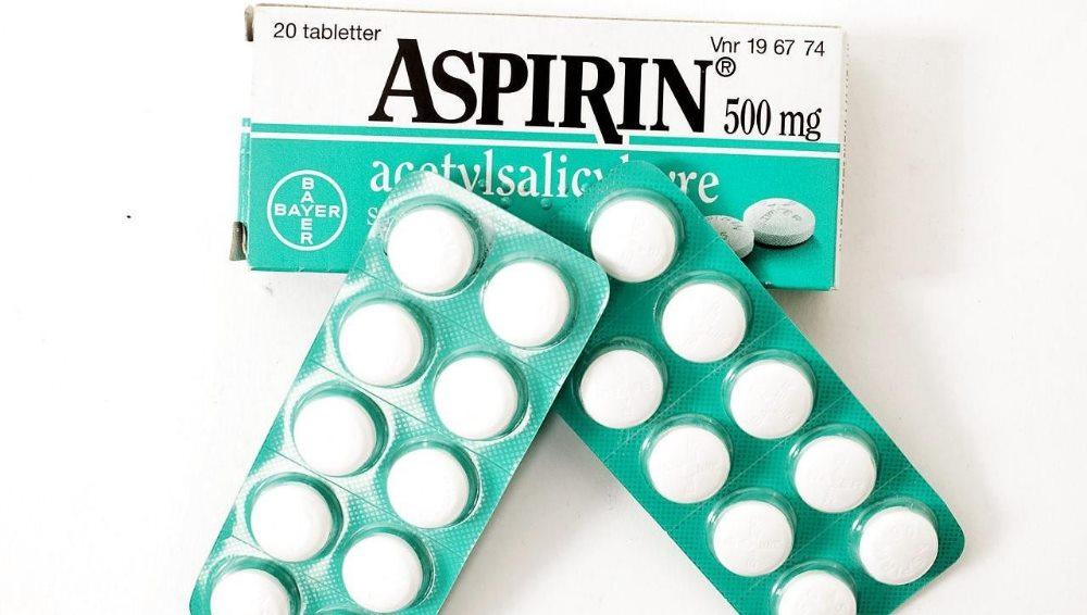 аспирин при гемолитической анемии