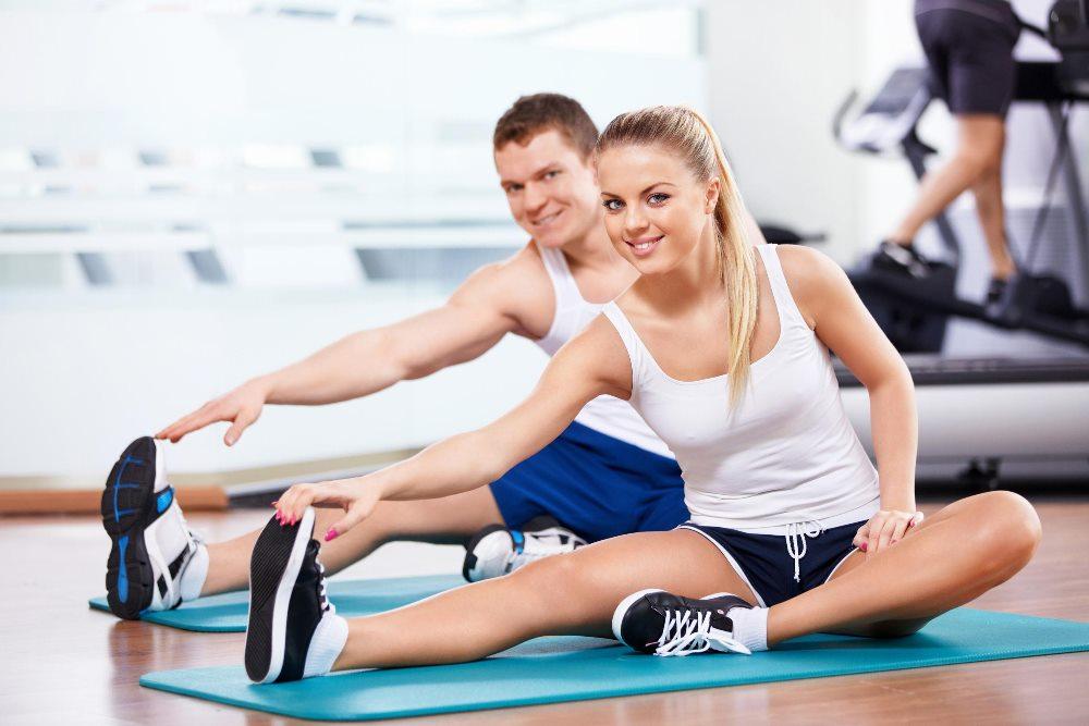 физические упражнения нормализуют давление