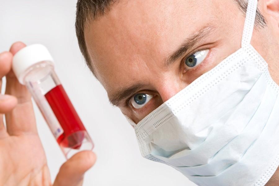 Исследование гемоглобина