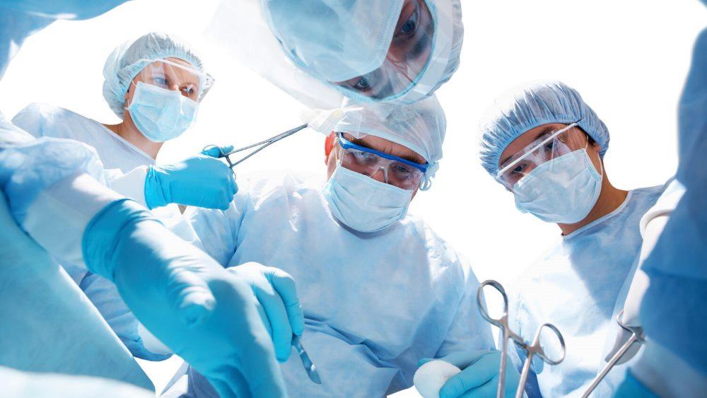 кровопотери при операции