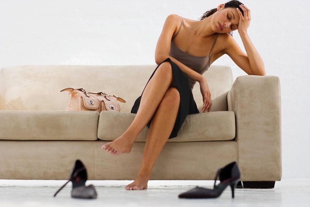 У женщины возможны нетипичные симптомы