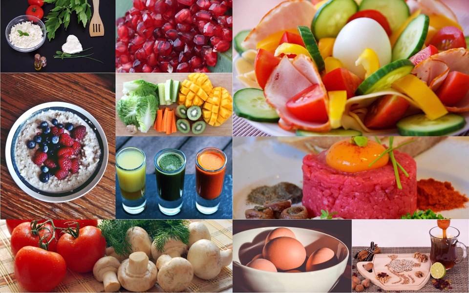 Особенности диеты при анемиях