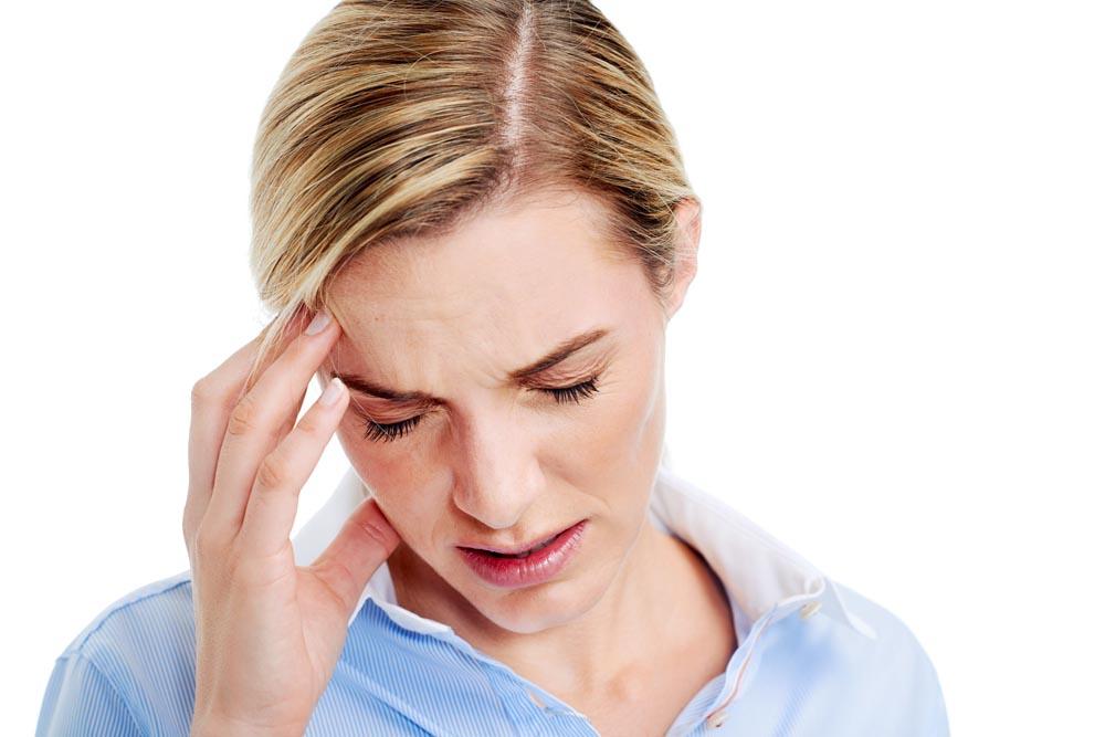Выраженная головная боль