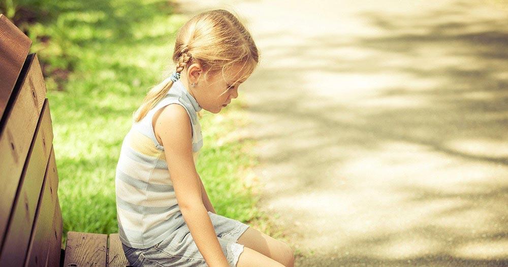 Подавленность ребенка