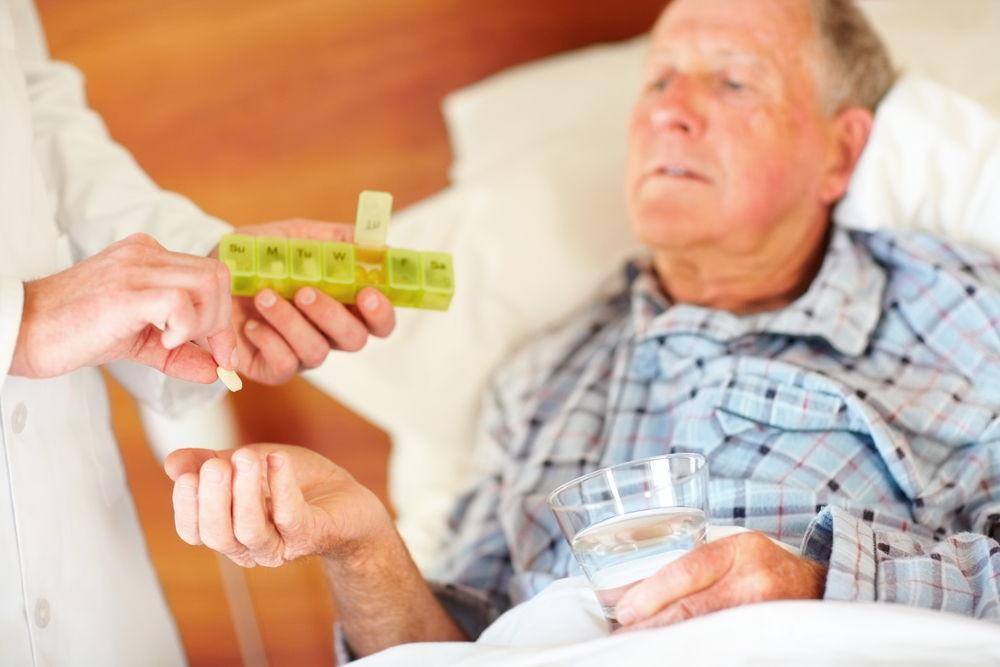 Прием предписанных препаратов