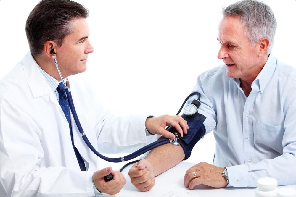 Гипертония является одной из причин инфаркта