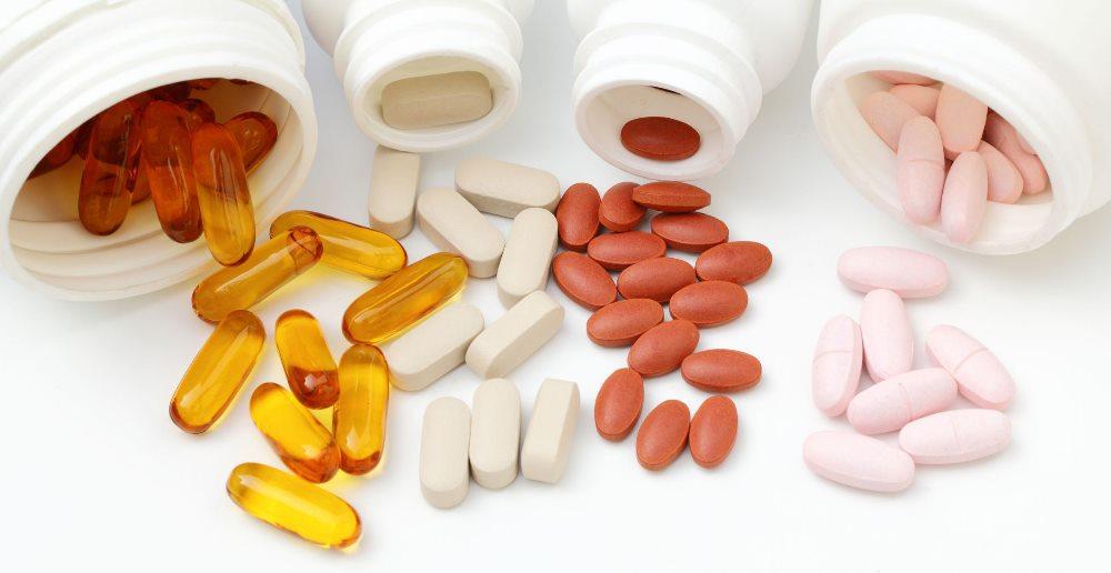 витамины для лечения анемии