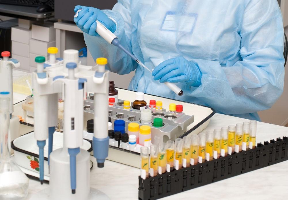 Сдача анализов крови