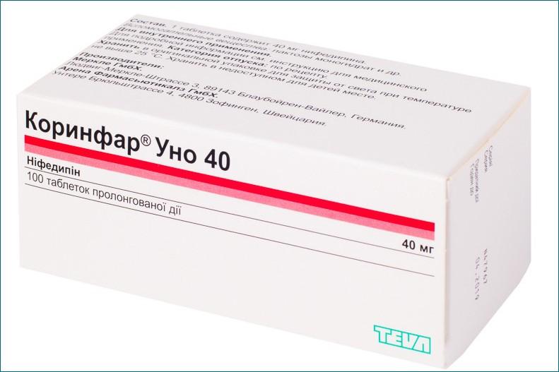 Коринфар Уно 40