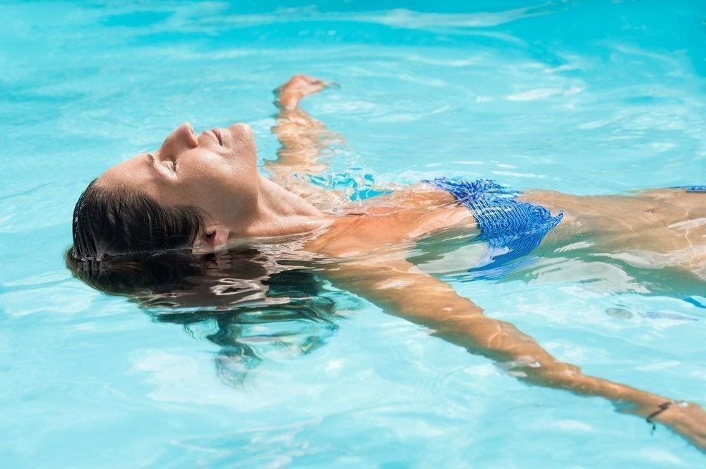 Профилактика и лечение плаванием