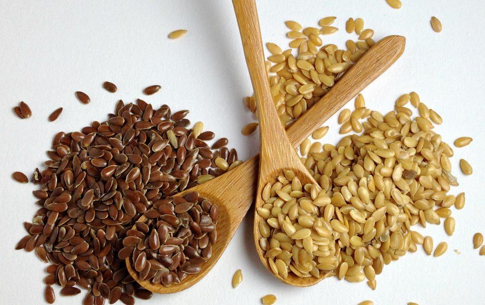 пользя семени льна