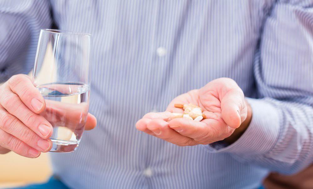 Приём лекарственного средства