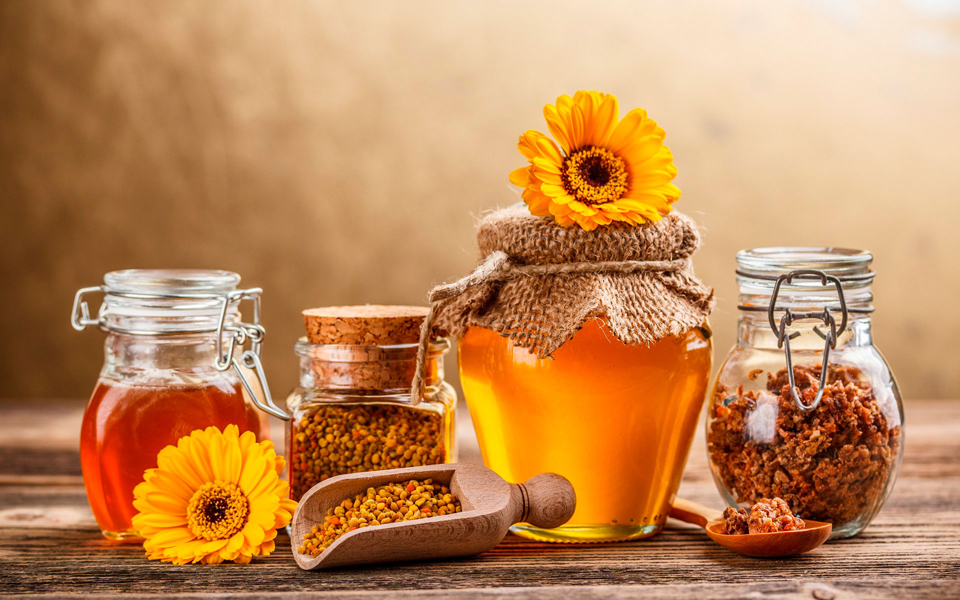Прополис и мёд в народной медицине