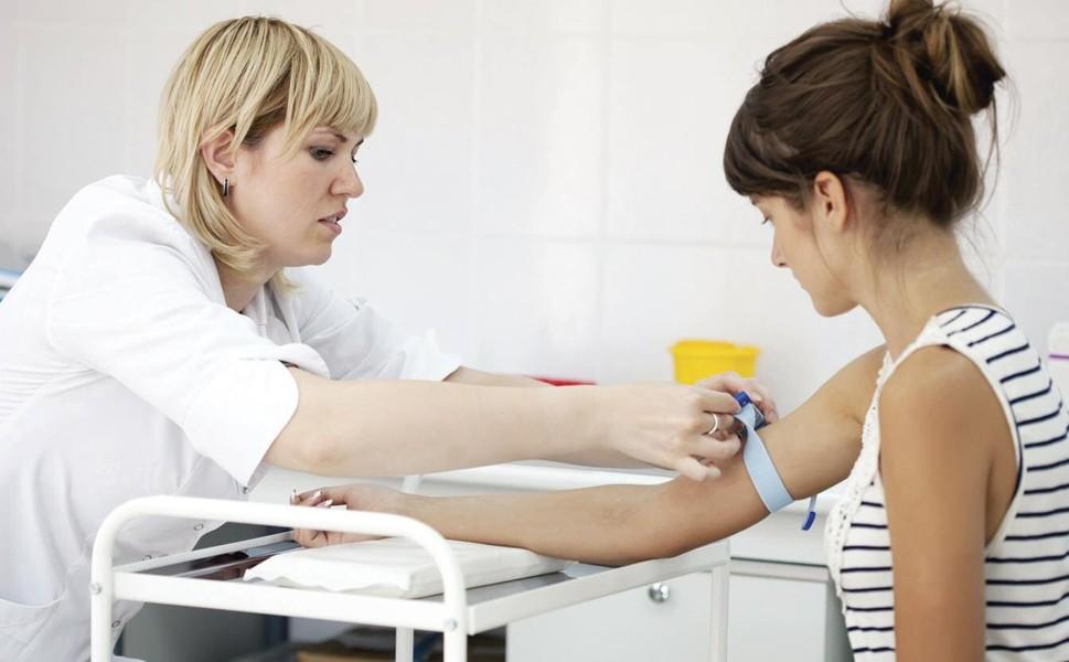 Сдача крови на холестерин