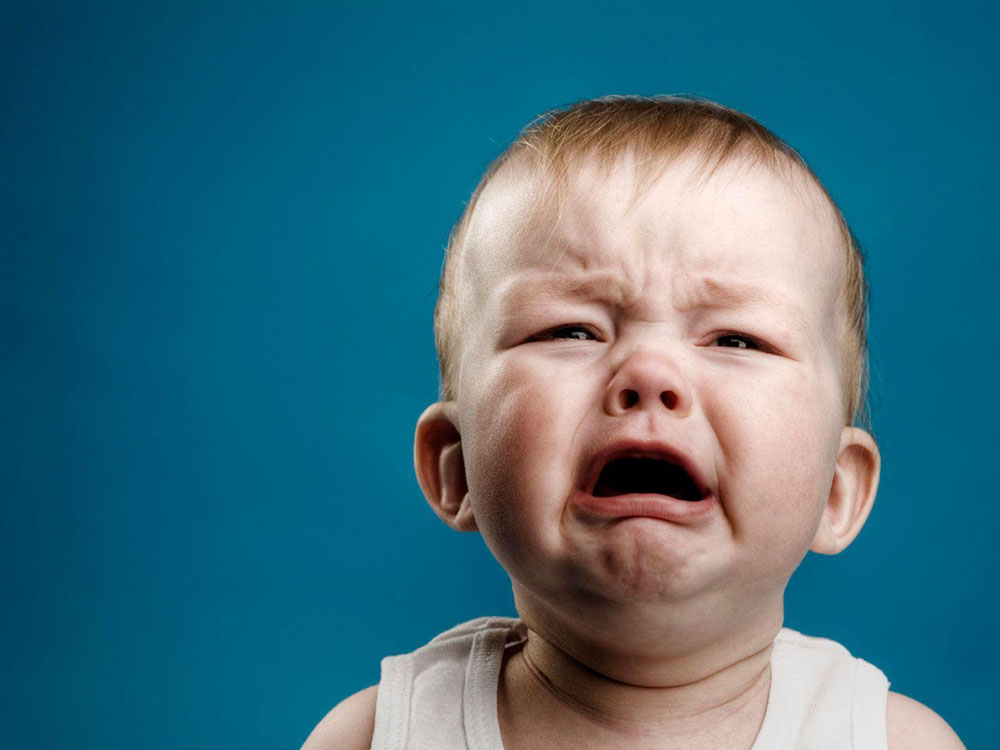 Частый плач ребенка