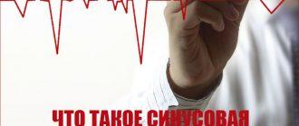 Что такое синусовая тахикардия и как её лечить