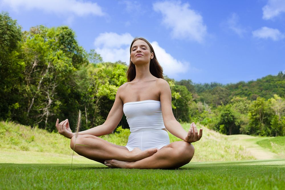 Медитация как профилактика приступов