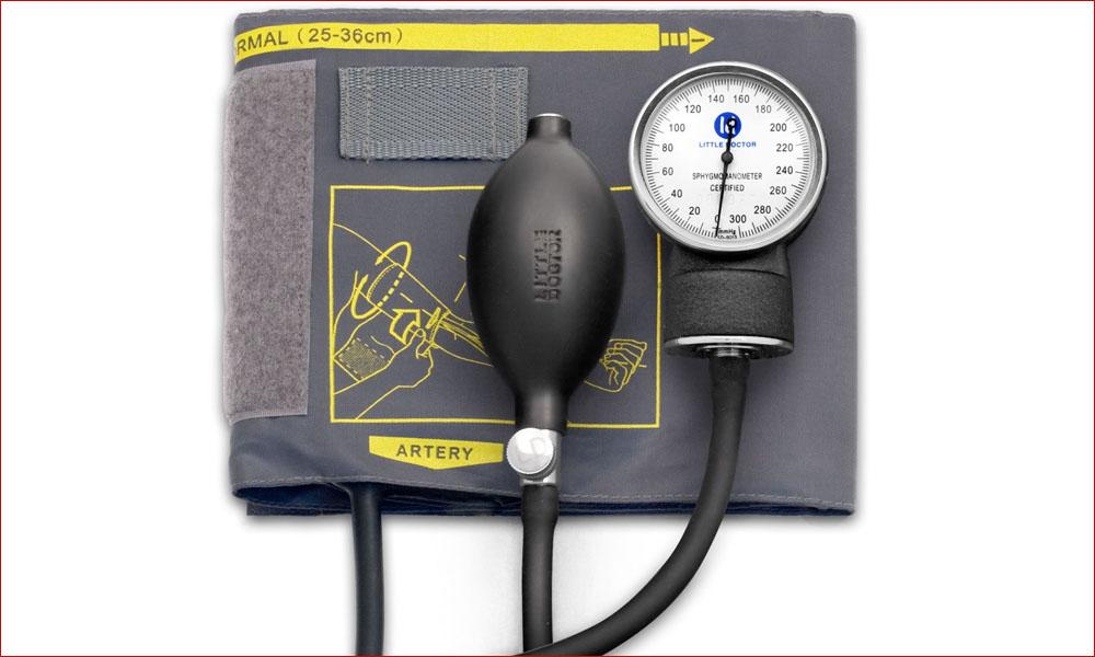 Изображение - Прибор для мониторинга артериального давления model-mehanicheskogo-tonometra