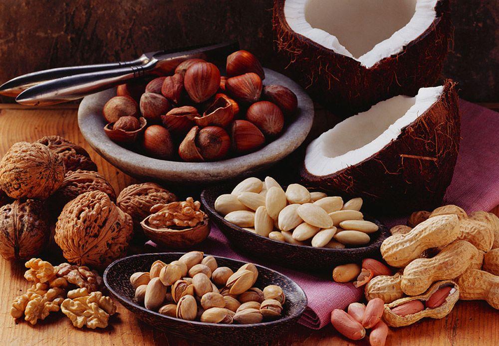 Орехи разрешены