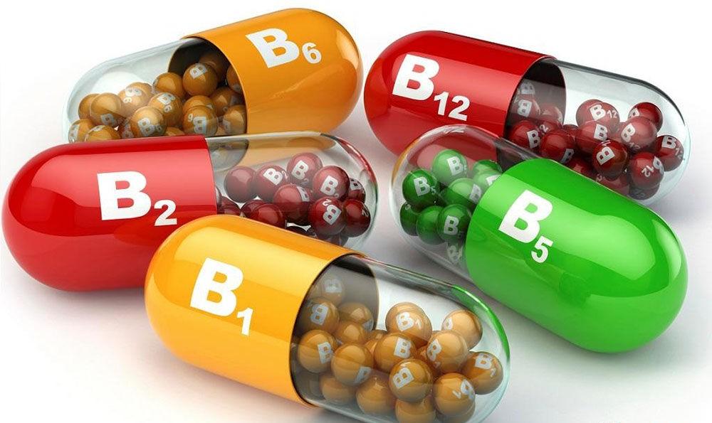 Витамины С, В12 и А