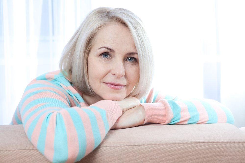 Возрастные изменения у женщин