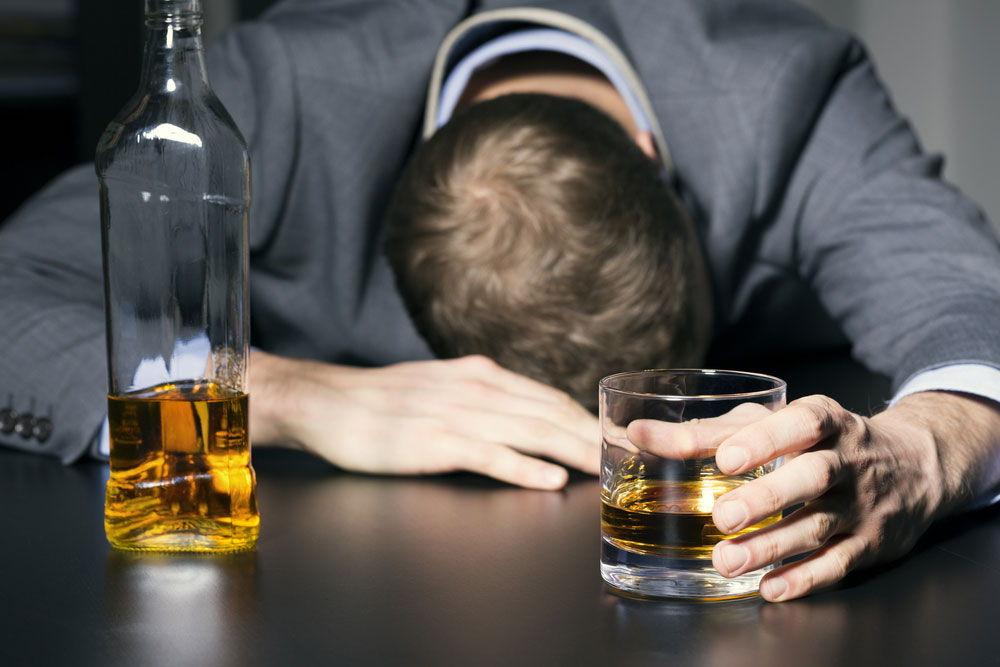 Хроническое злоупотребление алкоголем