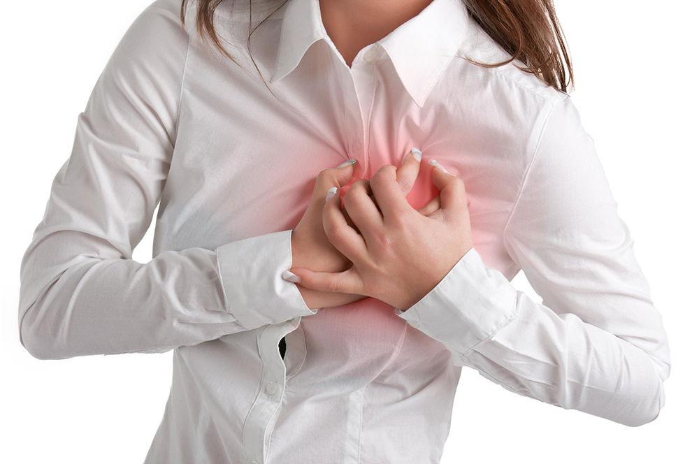 Появление боли в сердце