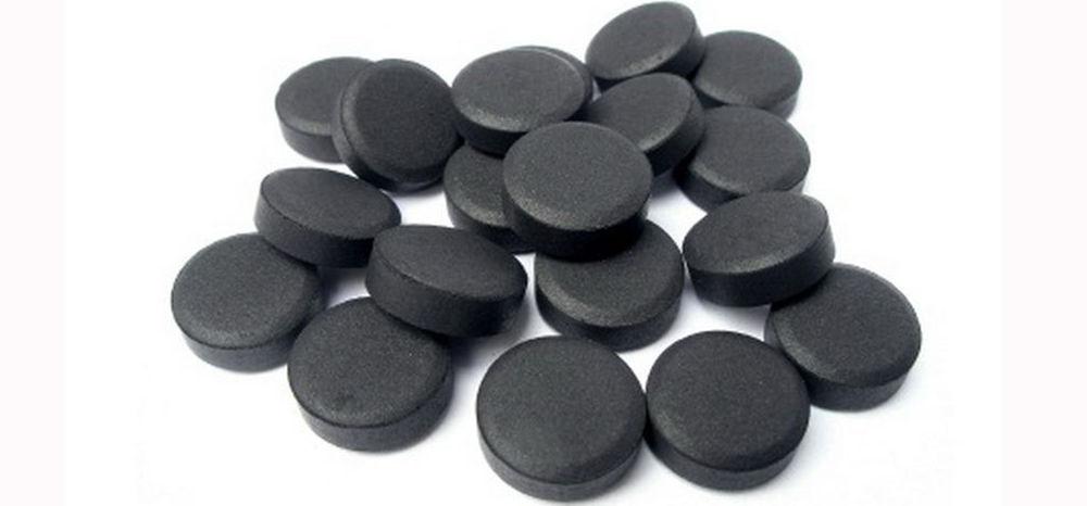 Применение активированного угля