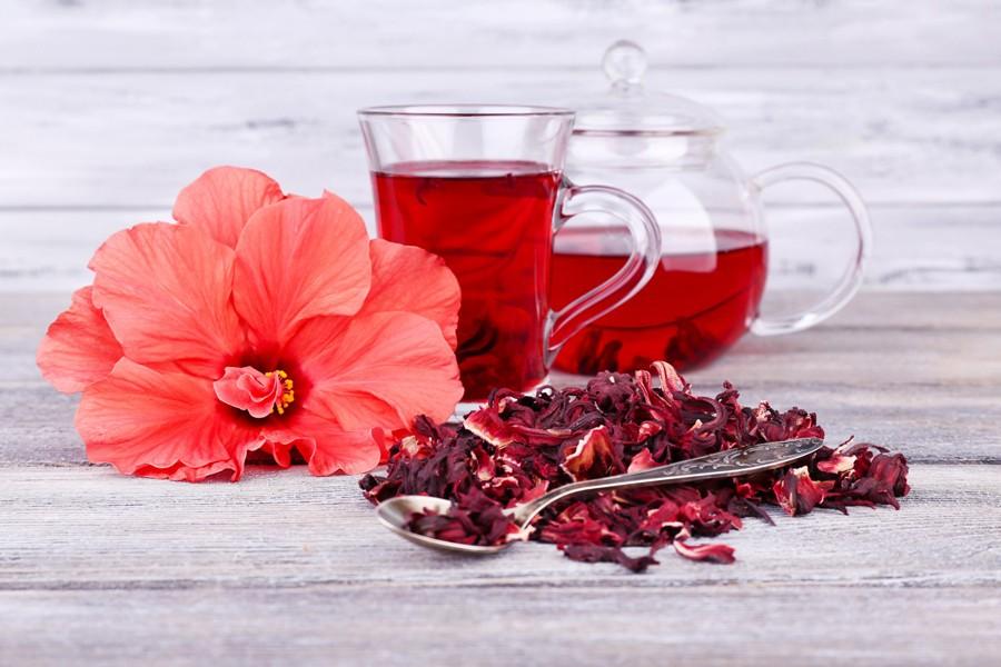 Изображение - Как влияет чай на давление человека chaj-iz-lepestkov-gibiskusa
