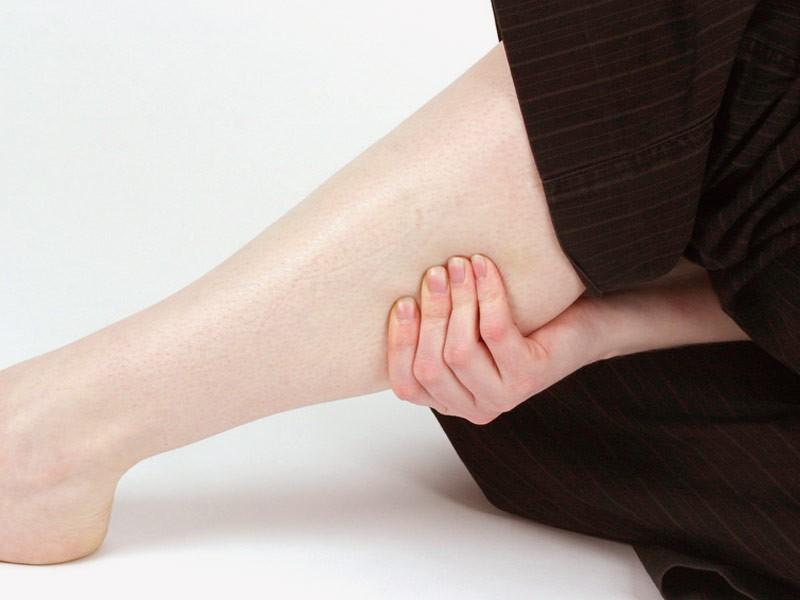 Признаки атеросклероза ног
