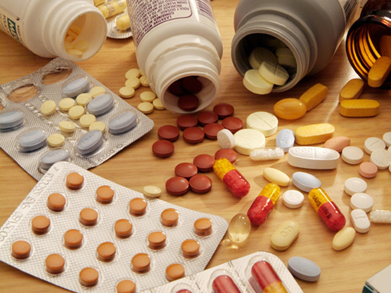 Разнообразие лекарственных препаратов