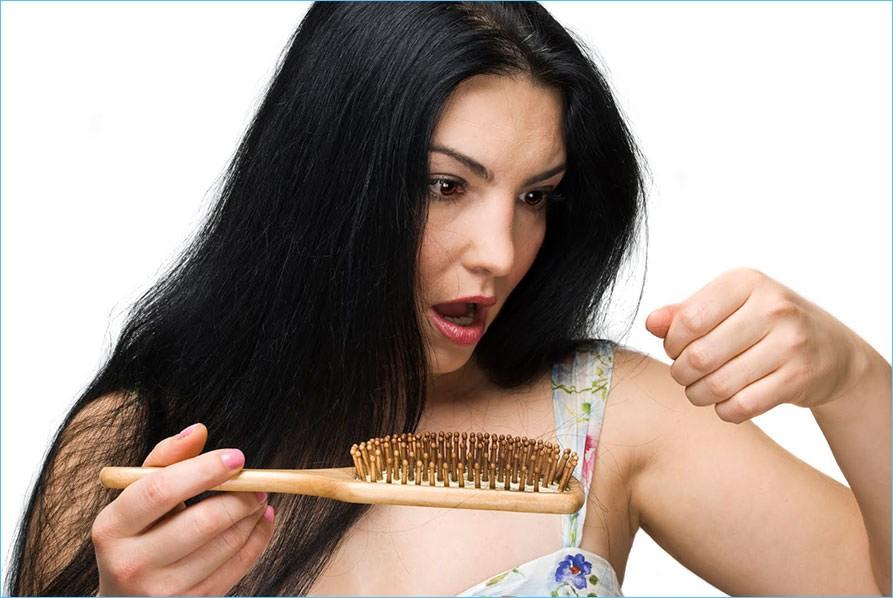 Ухудшение состояния волос