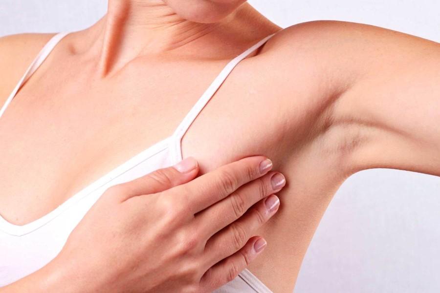 Воспаление подмышечного лимфоузла