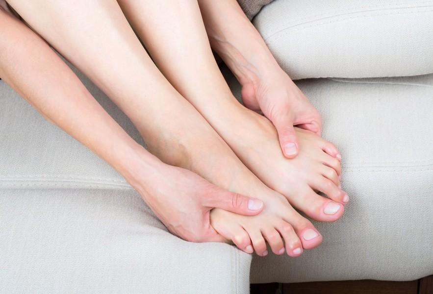 Онемение конечностей ног