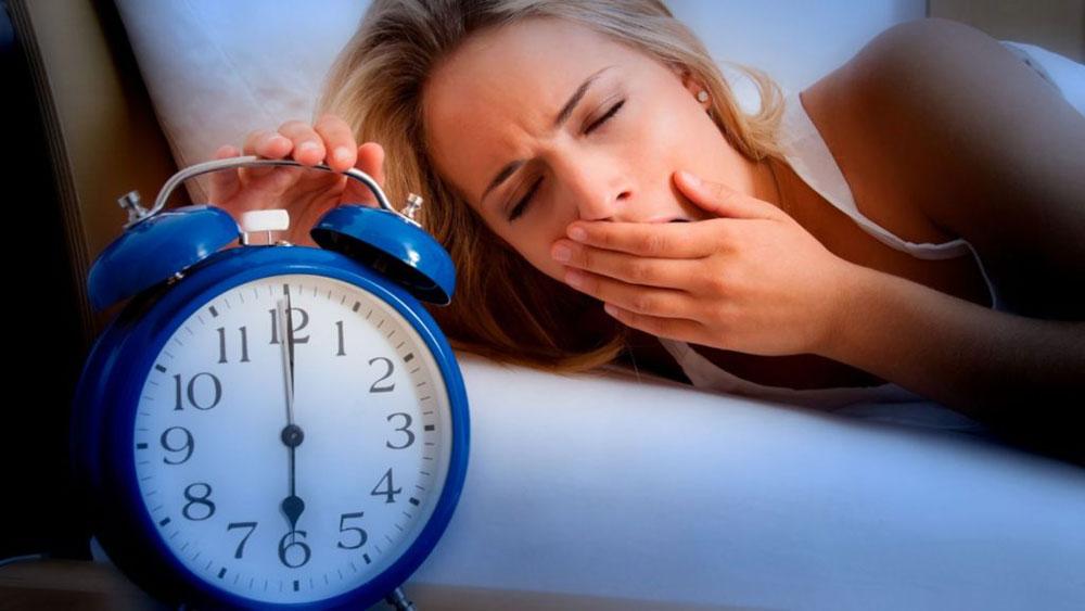 Частые нарушения сна