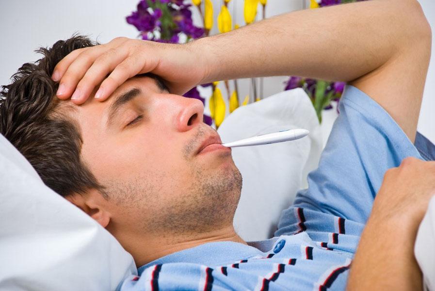 Осложнения от вирусных заболеваний