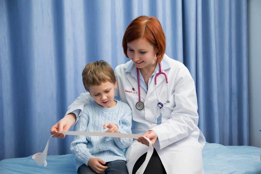 Прием детского кардиолога