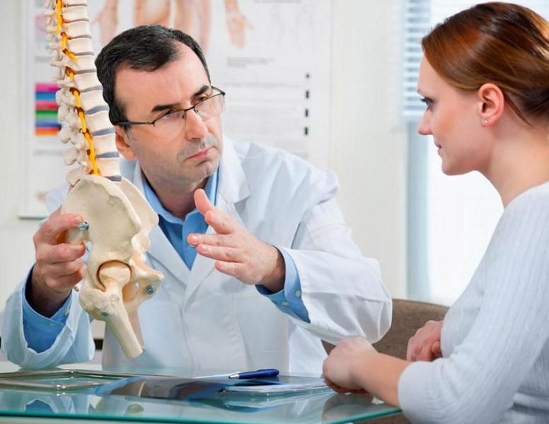 Прием врача-вертебролога