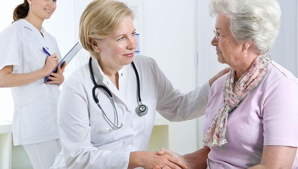Регулярное наблюдение у кардиолога