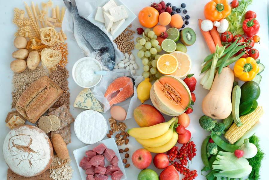 Здоровые и правильные продукты
