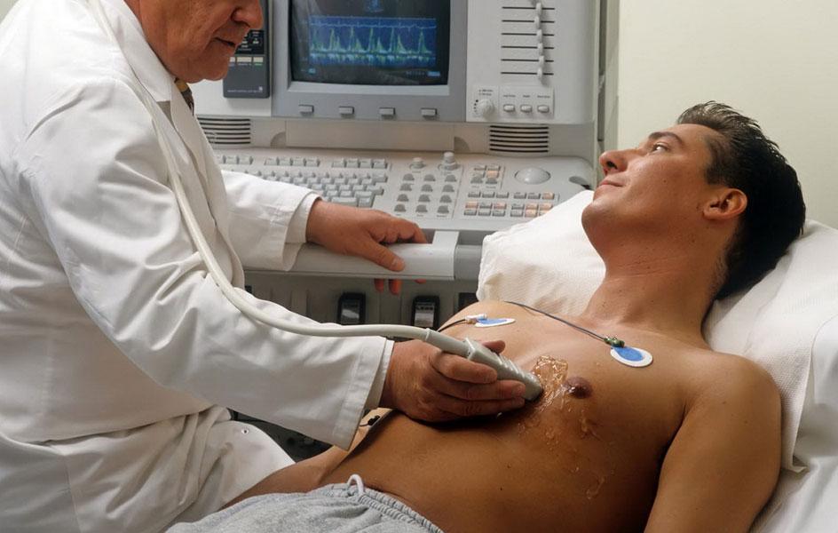 Электрокардиография метод диагностики