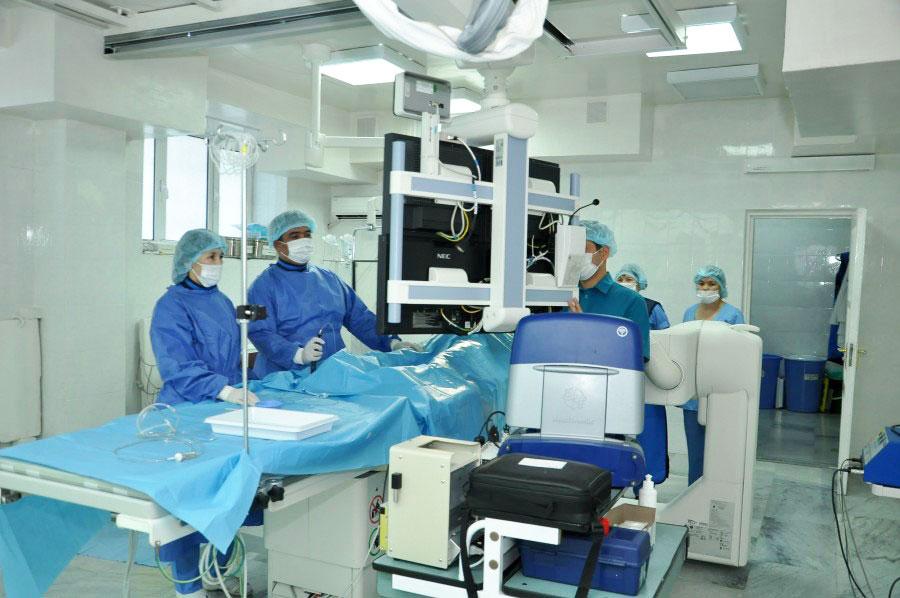 Процедура электрофизиологическое исследование сердца