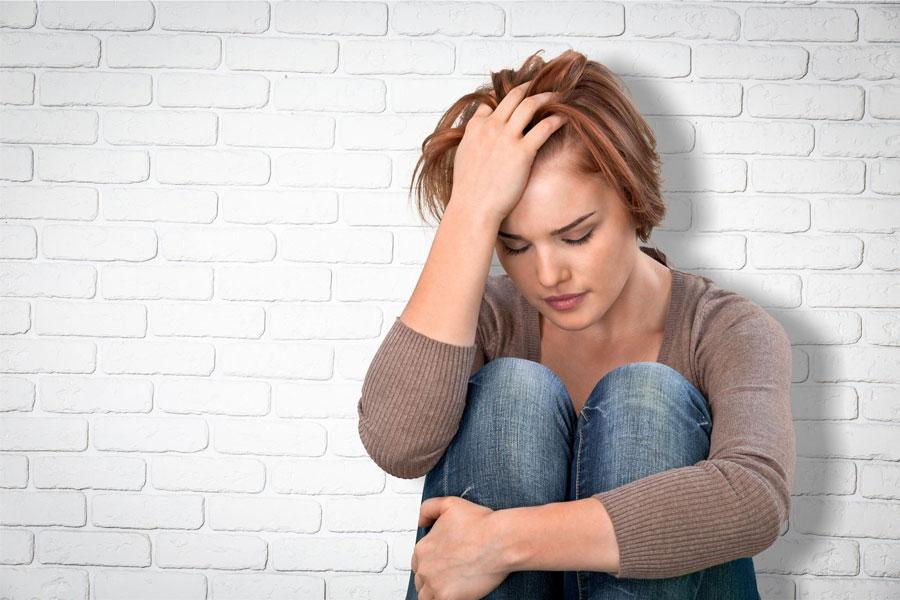 Затяжная депрессия и стресс