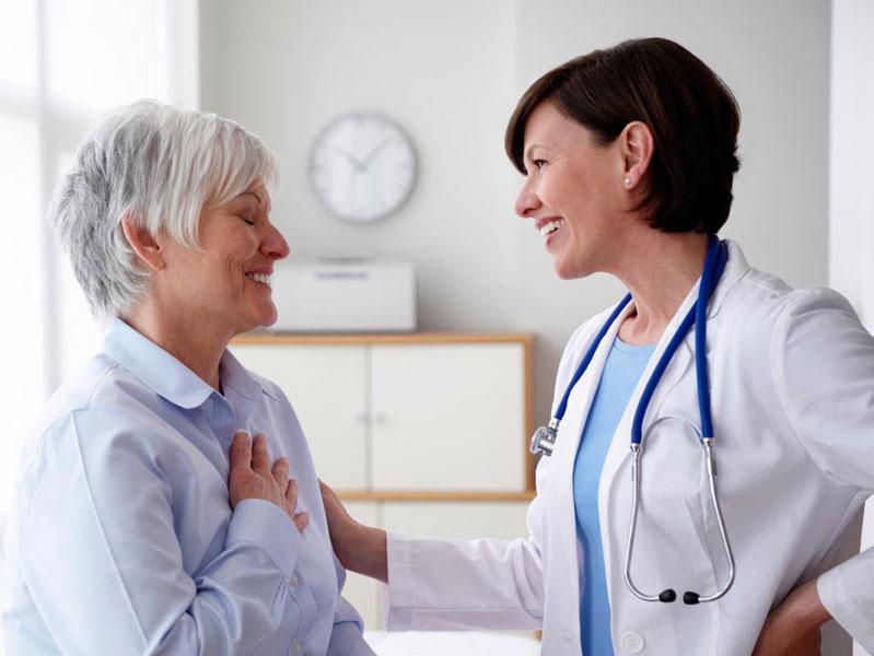 Наблюдение у лечащего кардиолога